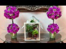 DIY Dollar Tree Topiary - Spring Do It Yourself = Payless at the Dollar Tree