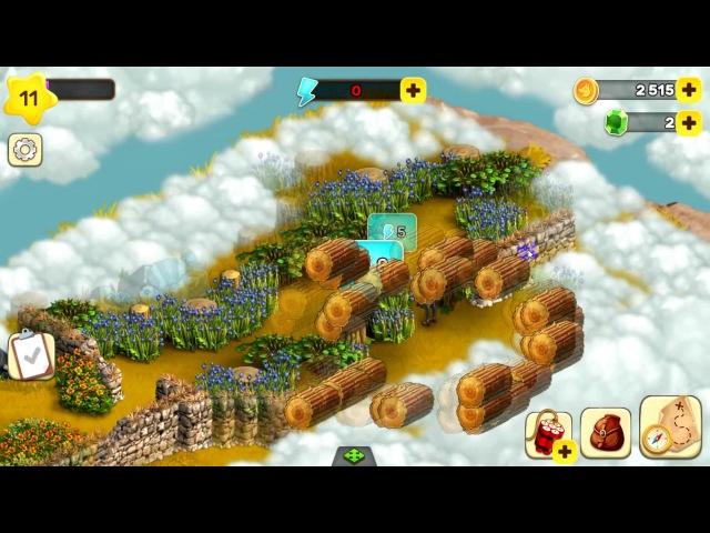 Klondike Adventures - Eagle Nest ( Орлиное Гнездо ( Мобильный Клондайк) 5