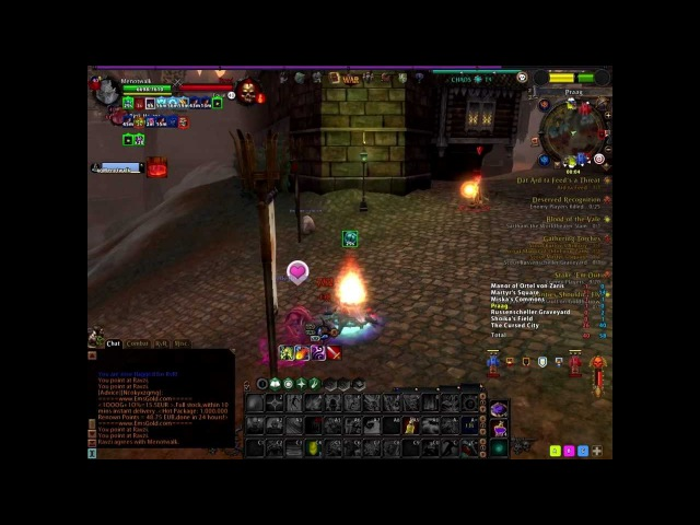 Warhammer Online - Magus T4 Solo