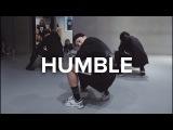 HUMBLE. - Kendrick Lamar Junsun Yoo Choreography