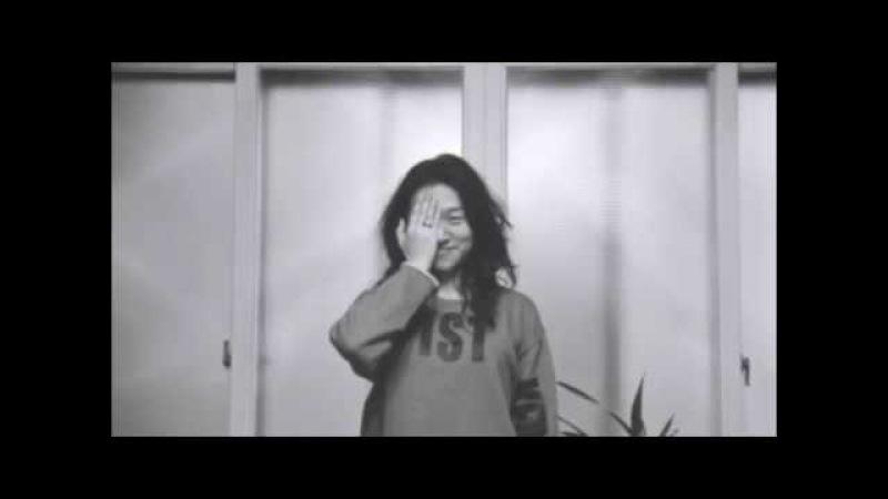 Корейская художница Ким Минджи|| архив 2016