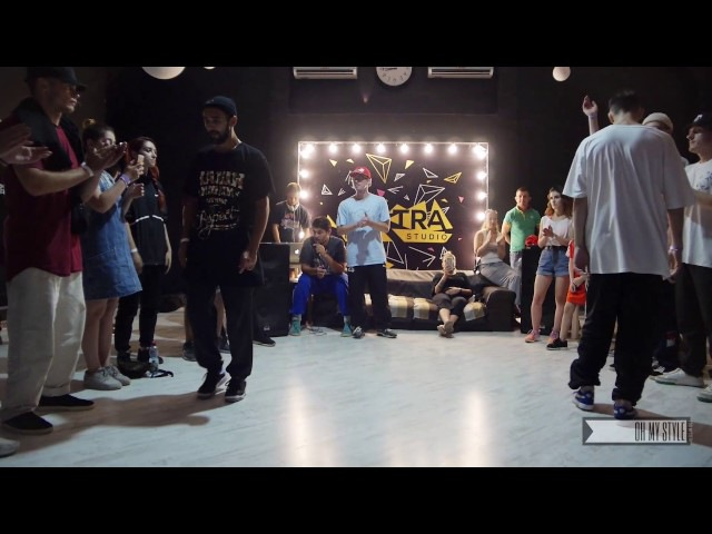 Arsi D vs. Sirop I FINAL I Hip-Hop. Oh My Style – Return 22-23 июля 2017