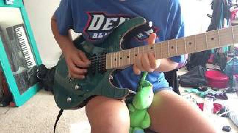 Guitar Solo / Giulia Marta Vallar