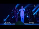Danny Saucedo - Amazing (Melodifestivalen 2012 HD)