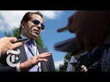 President Trump Fires Anthony Scaramucci After 10 Days The New York Times