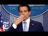 Anthony Scaramucci, President Trump Bring Trash Talk To The West Wing | The New York Times