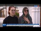Новости на Россия 24  С художником Ильей Глазуновым прощаются в Сретенском монастыре
