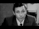 Олег Даль читает Ночную песню странника Гете в переводе Лермонтова