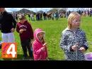ПАСХА В США Едем на Egg Hunt / Влог Охота на яйца/ Открываем Пасхальные яйца с сюрпризами