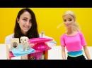 Kızoyuncakları Türkçe izle Barbie köpeği🐶 veterinere götürüyor👩🏼⚕️ DOKTOR OYUNLARI💊