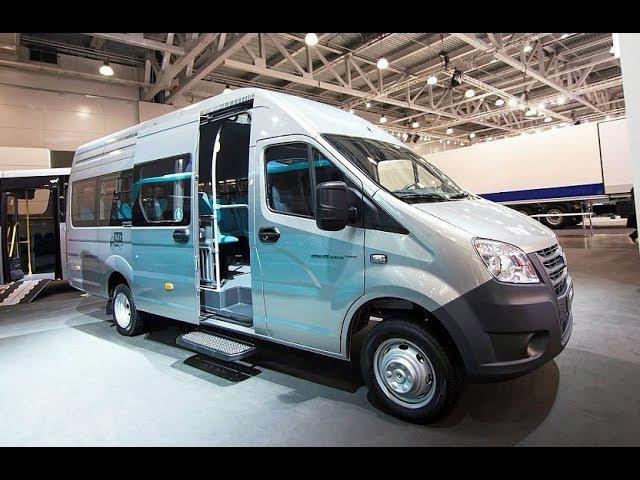 Микроавтобус ГАЗель Next 4,6 т. на Комтранс-2017