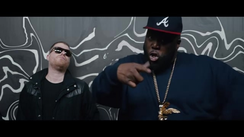 Run The Jewels - Legend Has It (Official Music Video From RTJ3 Black Panther)