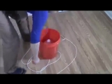отличная обвязка для ведра кашпо