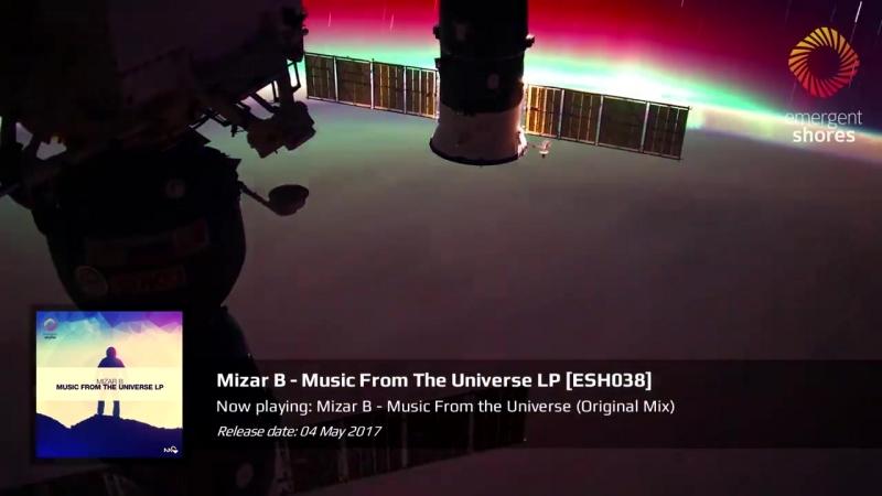 Mizar B — Music From The Universe LP [ESH038]