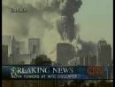 Катастрофа в прямом эфире 11 сентября 2001 года, НТВ