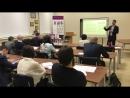 Выступил для выпускников MBA Высшей школы бизнеса ГУУ Было очень приятно провести семинар пообщаться с интересными людьми