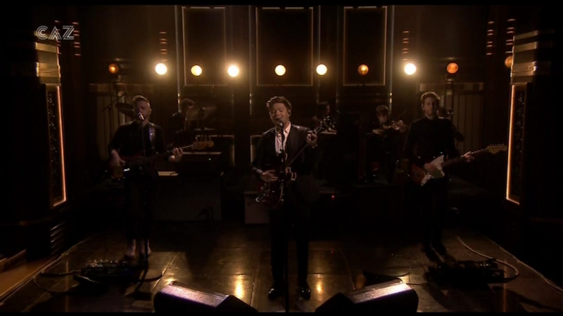 Niall Horan - Too Much to Ask (The Tonight Show Starring Jimmy Fallon - 2017-12-07)