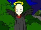 Мультик про ангела - хранителя (Смерть и мы)