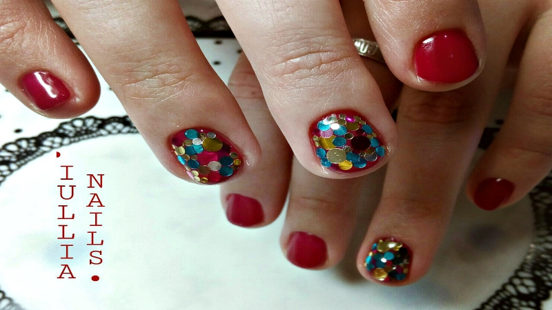 Дизайн Перелив от Iullia Nails