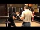 Кевин Руни и Майк Тайсон: тренировка с лапами (1986)