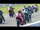 2017 AustralianGP - Suzuki in action