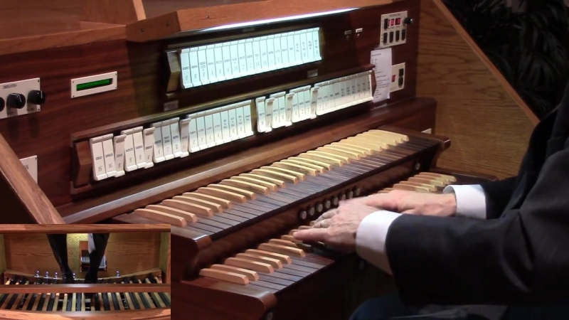 601 J. S. Bach - Herr Christ, der ein'ge Gottes Sohn (Orgelbüchlein No. 3), BWV 601 - D. Kriewall