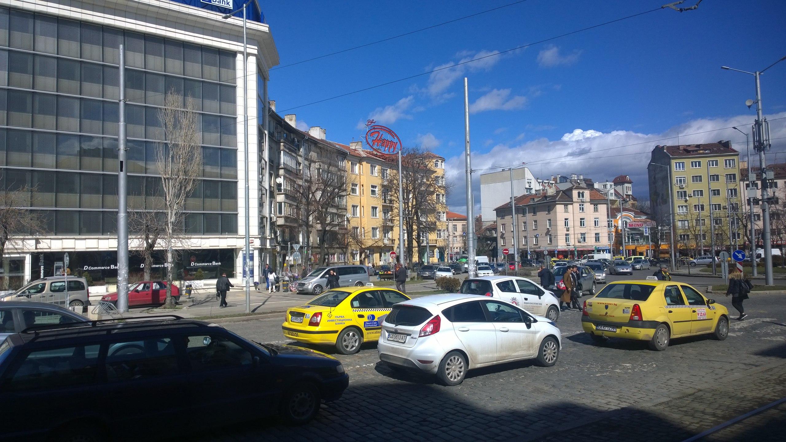 Путешествие в Болгарию. День четвёртый. Моя болгарская печаль – транспорт