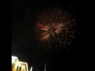 Ратуша, Новый год на Роза Хутор 🎇