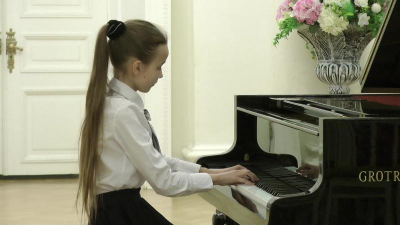 Пролис Валентина — Р. Ребриков «Вальс» из оперы-сказки «Ёлка»