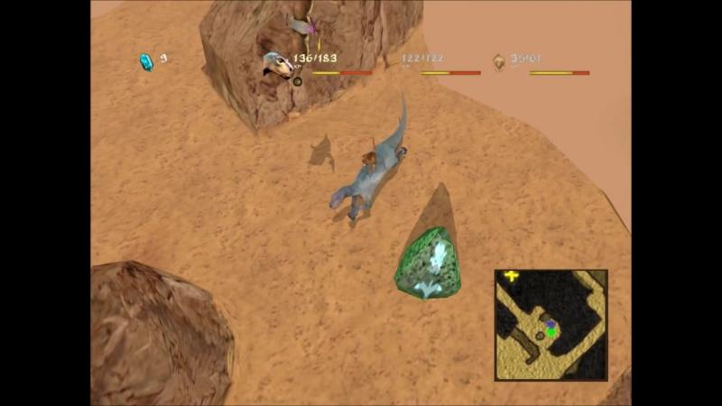 Дисней Динозавр Disney Dinosaur PC game walkthrough - Mission 2