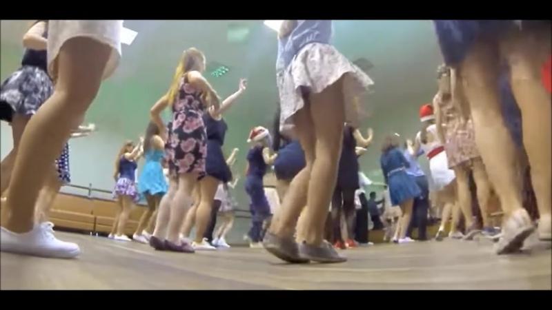 Танцы не на работе