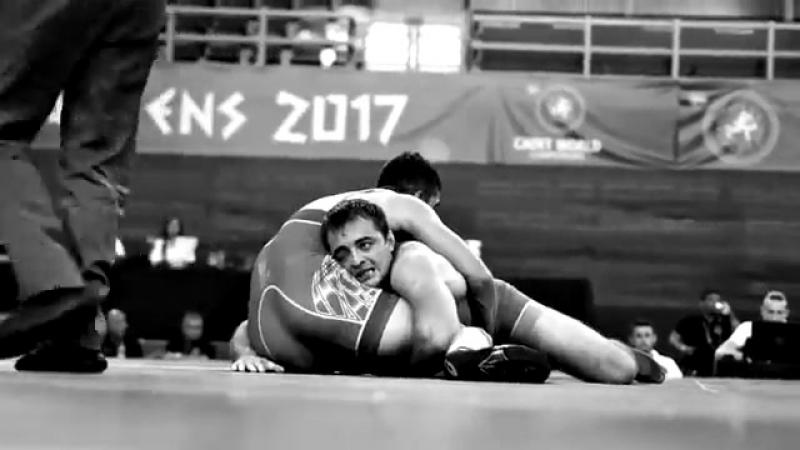 Чемпионат мира(кадеты)-2017 вольная борьба