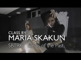Class by MARIA SKAKUN. SBTRKT - Trials of the Past. 240118