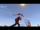 Михакер GTA 5 Online Смешные моменты перевод 82 - Шокеры, Танцы, Грузовые самолеты