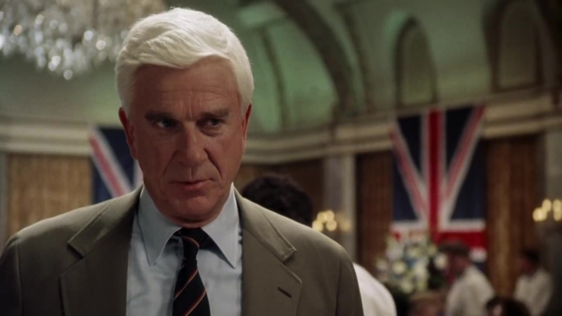 Голый пистолет | The Naked Gun: From the Files of Police Squad! | Трейлер