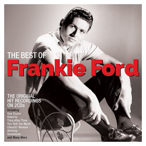 Frankie Ford альбом The Best Of