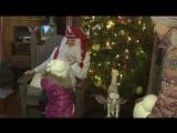 Дед Мороз дарит чудеса жителям Казани