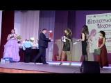 Награждение участницы номер 2 Маргариты Лужковской на конкурсе Царскосельская Мадонна.