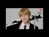 180123 V @ Lotte Duty Free Behind the Scene