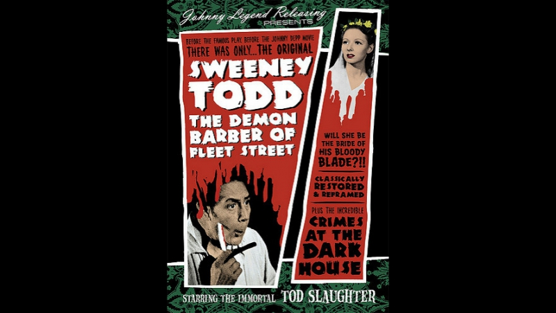 Суинни Тодд, демон-парикмахер с Флит-стрит / Sweeney Todd: The Demon Barber of Fleet Street (1936)