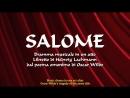 Richard Strauss - Salome / Саломея Bologna, 2010 engb.