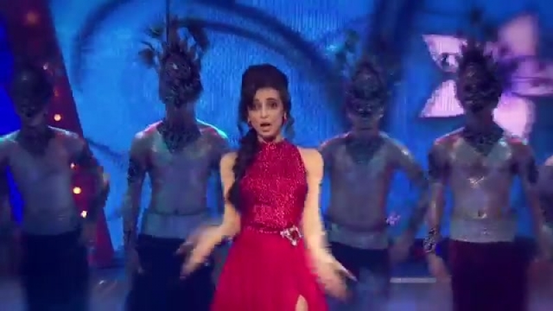 Mirchi Top 20 Awards'14-Sanaya Irani's Performance.