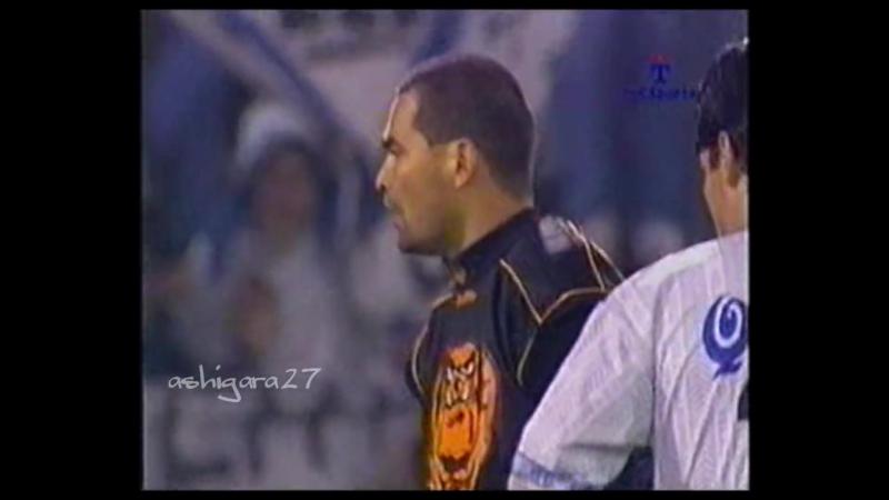 Cuando Chilavert le hizo dos goles a Boca