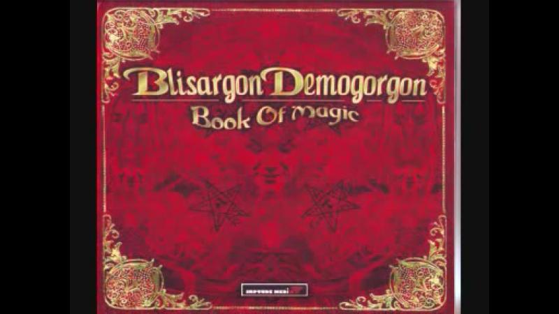 Blisargon demogorgon ★ book of magic