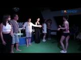 Спортивная Катерина Ковалева заставила пассажиров корабля танцевать ради ее побе