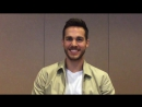 Chris Wood at interview