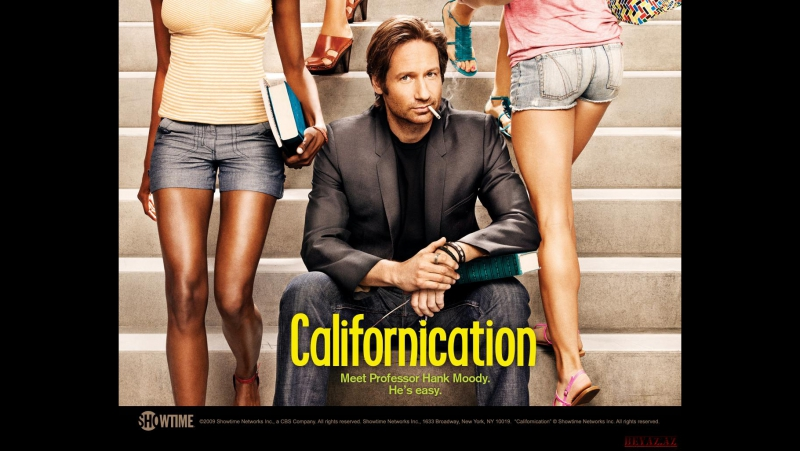 Блудливая Калифорния (Californication) - (3 сезон)