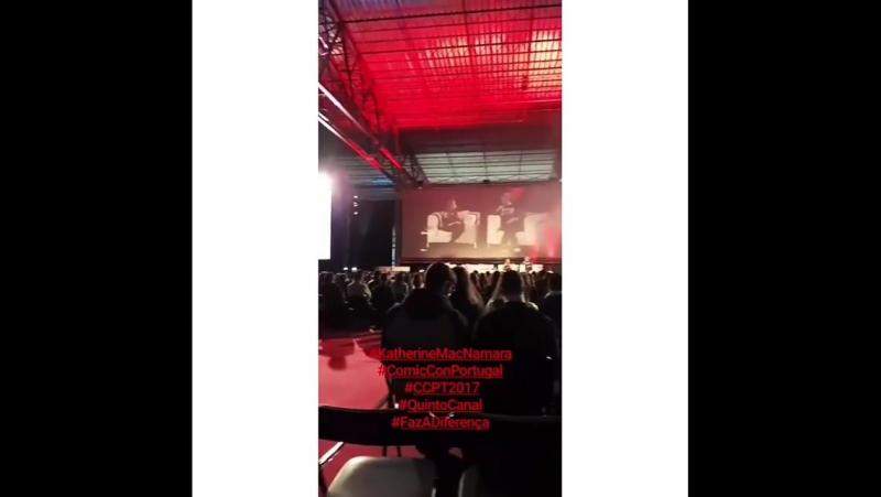 Comic Con in Portugal 15 декабря
