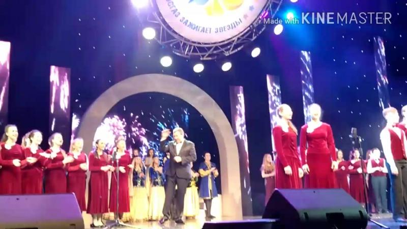 Мосгаз Зажигает Звезды 2018 Церемония награждения Лауреатов конкурса