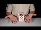 Как сделать три карточных фокуса